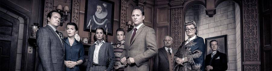 The Mousetrap London Cast