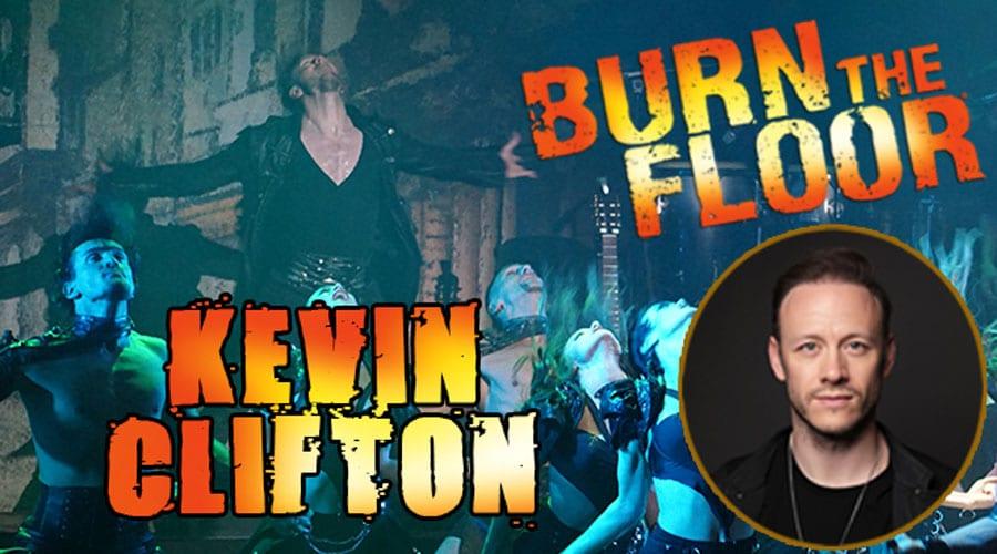 Burn The Floor UK Tour