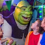 Shreks Adventure London tickets