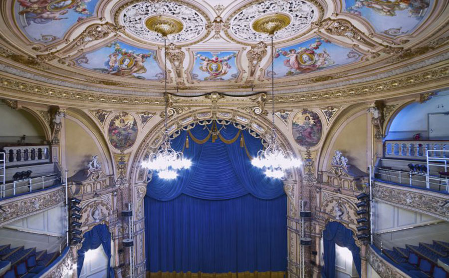 Grand Theatre Blackpool