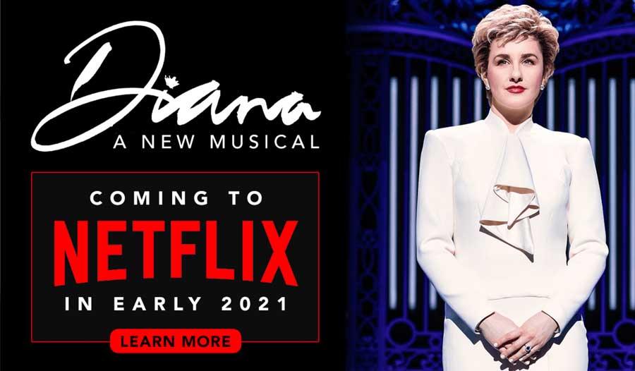 Diana musical Netflix