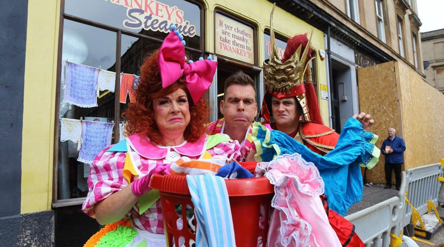 Panto cancellations