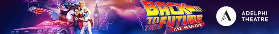 Back To The Future musical London