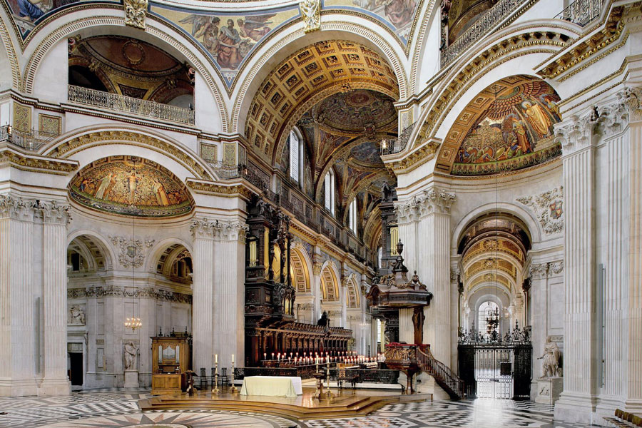 St Paul's Cathedral Tickets
