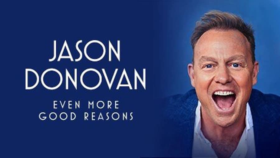 Jason Donovan UK Tour
