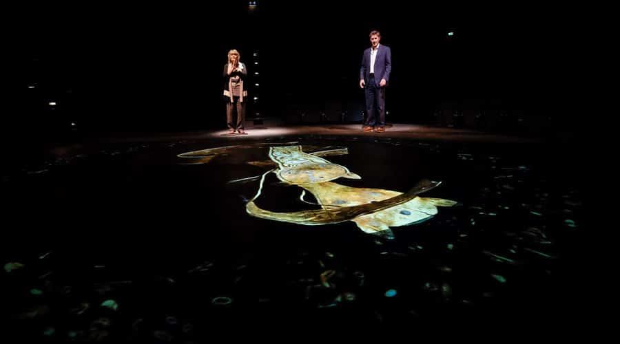 New Vic Theatre Staffordshire