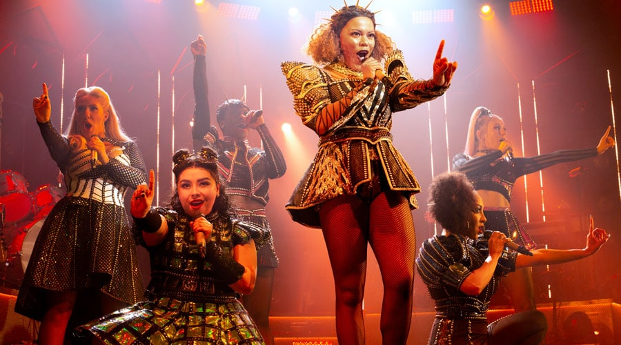 Six musical tickets