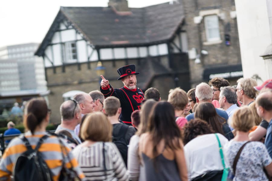 Tower Of London Yeoman Warder Tour