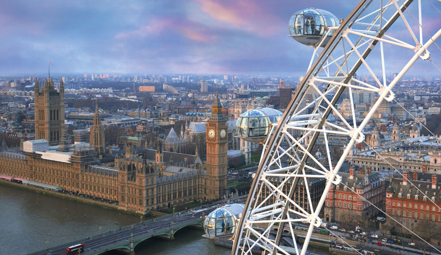 London Eye tickets