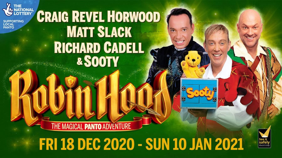 Robin Hood Bristol Hippodrome
