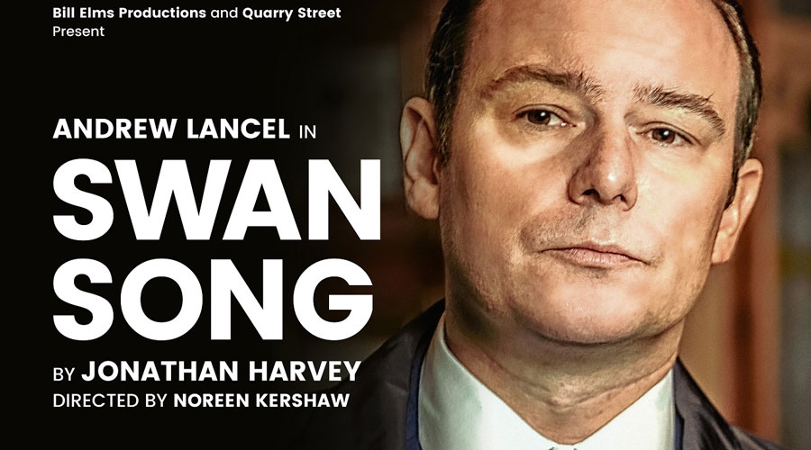 Swan Song Tour Andrew Lancel