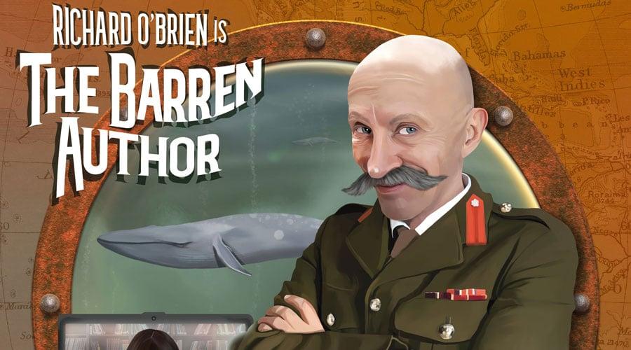 The Barren Author