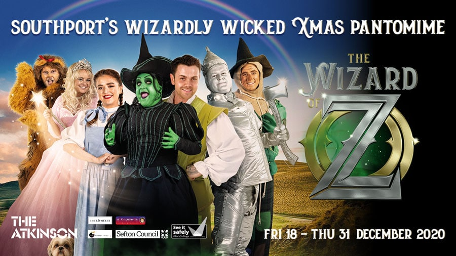 Wizard Of Oz Atkinson Theatre