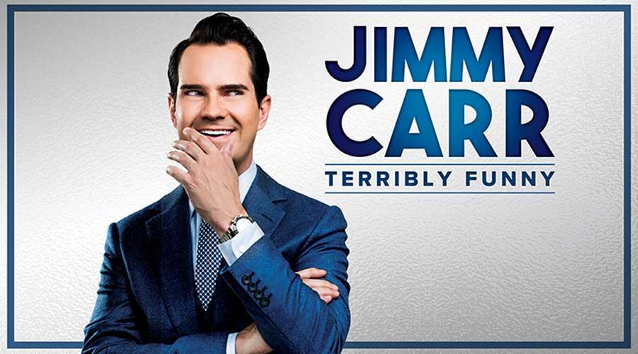 Jimmy Carr UK Tour