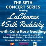 Seth Rudetsky LaChanze