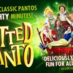 Potted Panto tickets Garrick Theatre