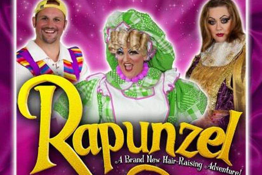 Rapunzel Weymouth Pavillion