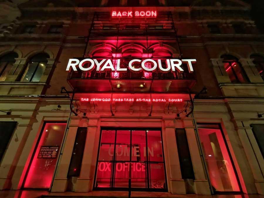 Royal Court London