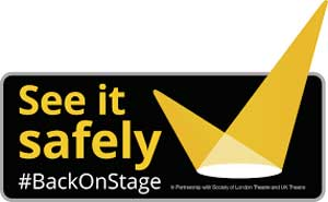 See It Safely Theatre Campaign