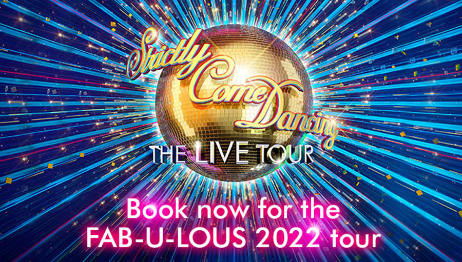 Strictly Come Dancing Live Tour 2022