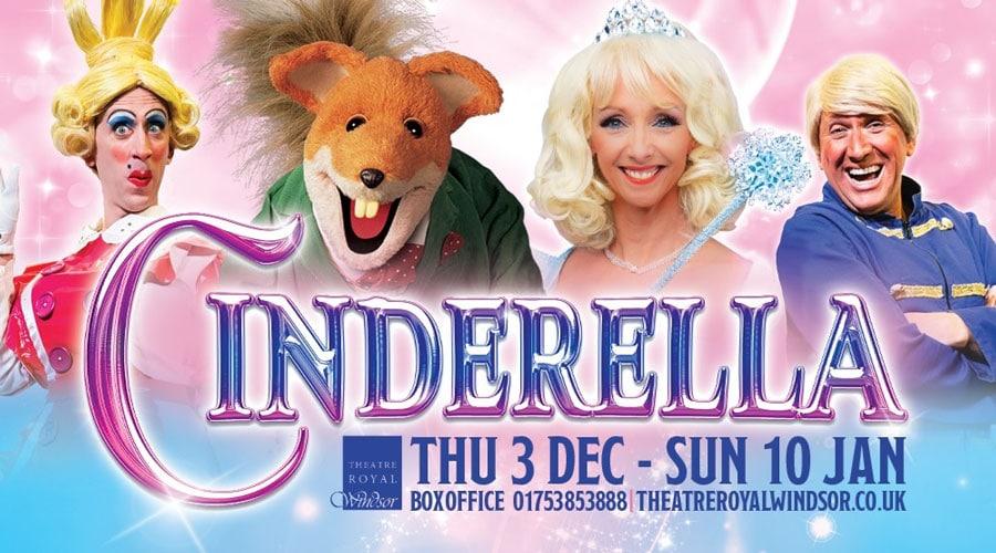 Cinderella Theatre Royal Windsor