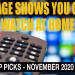 Streaming Theatre November 2020
