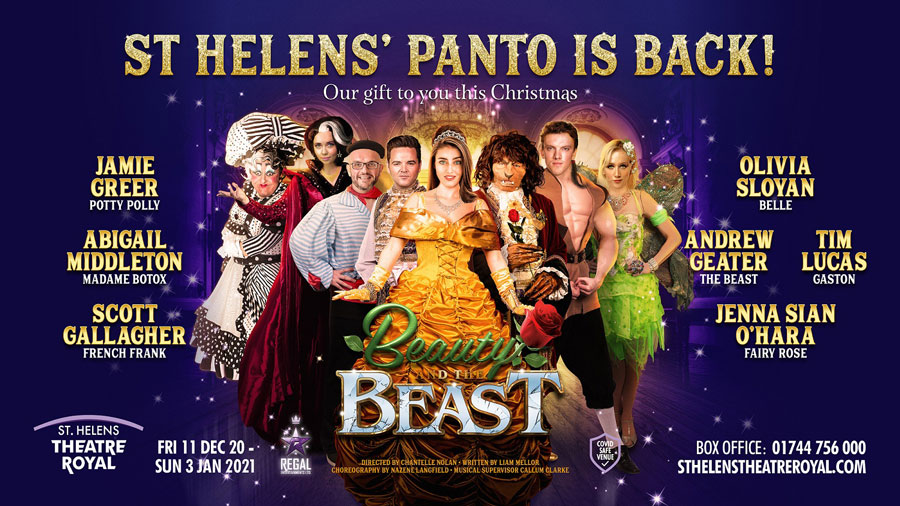 Beauty and the Beast St Helens