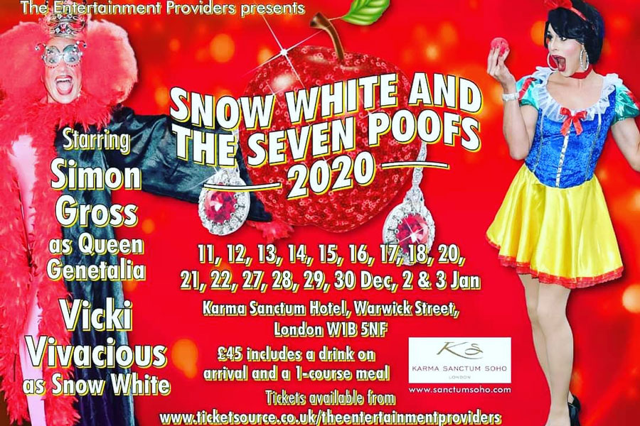 Snow White and the Seeven Poofs