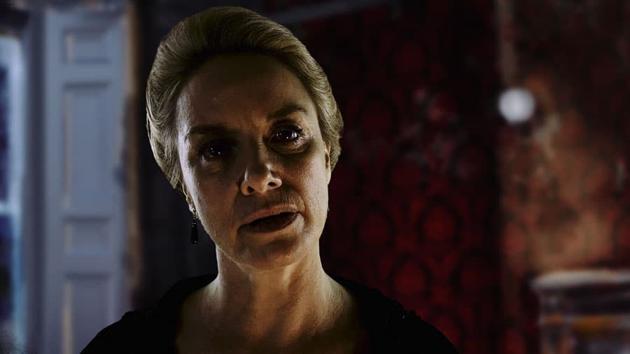 Tamsin Outhwaite Haunting Of Alice Bowles