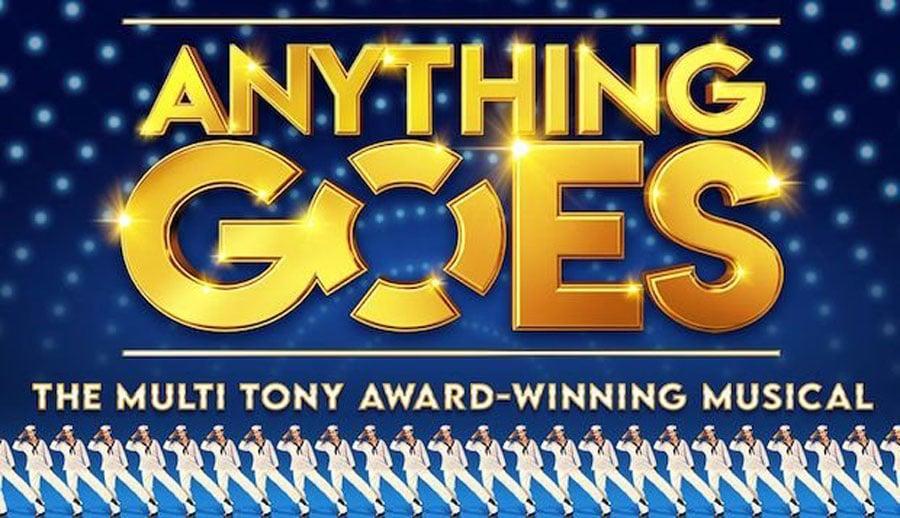 Anything Goes UK Tour