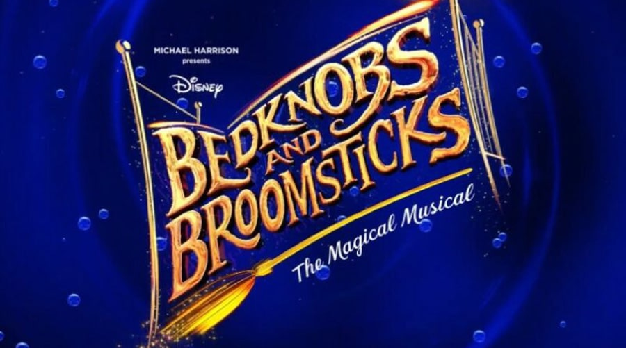 Disney's Bedknobs and Broomsticks musical uk tour