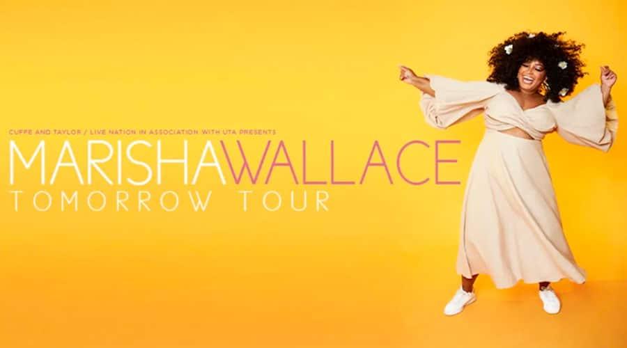 Marisha Wallace Tour 2021