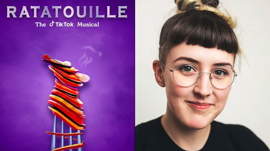 Ratatouille musical Lucy Moss