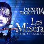 Les Miserables concert cancellation