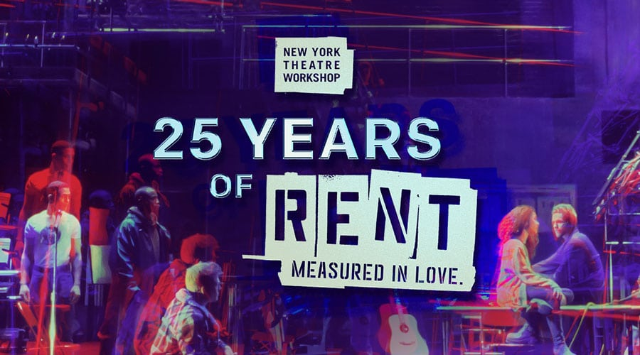 25 Years Of Rent Streamed Live
