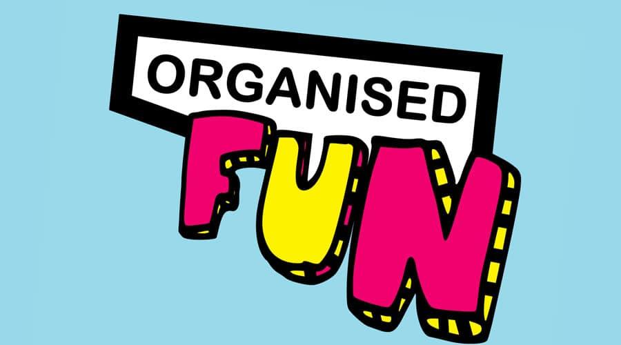 Organised Fun online comedy