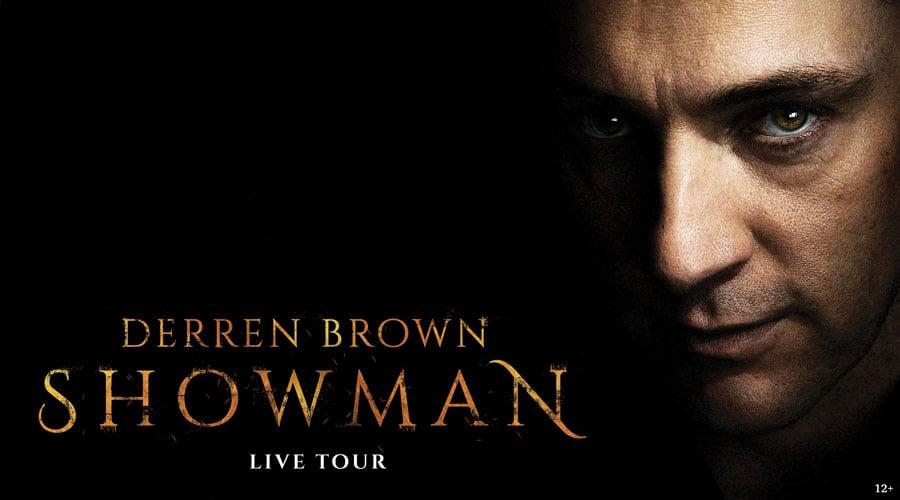 Derrem Brown UK Tour