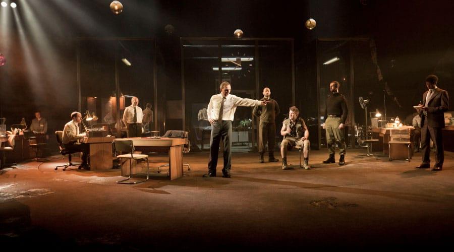 National Theatre London Antigone