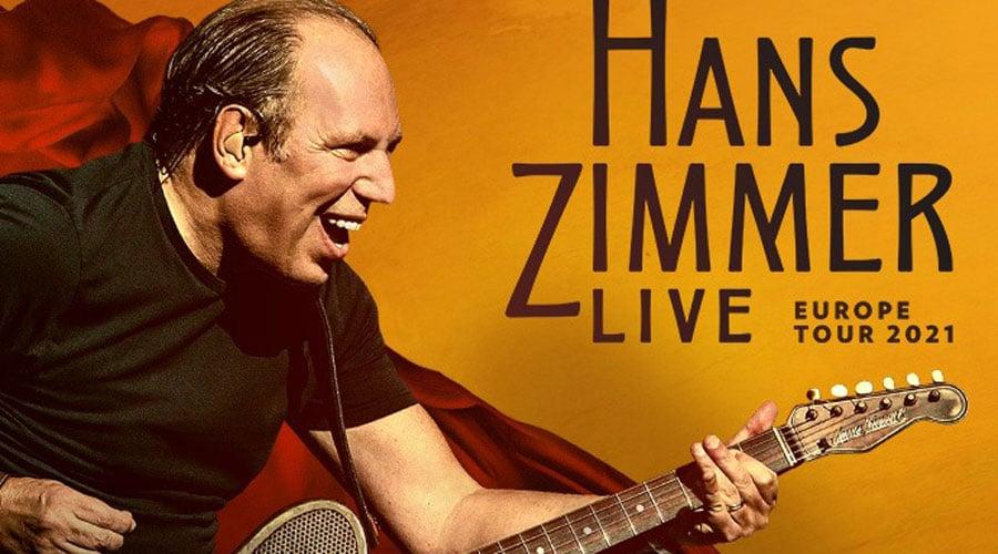 AHans Zimmer Live Tickets 2022