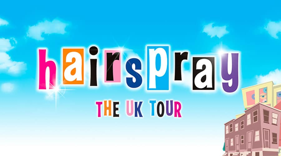Hairspray UK Tour tickets 2021