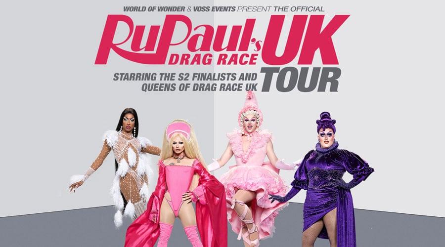 RuPaul's Drag Race UK Tour 2022