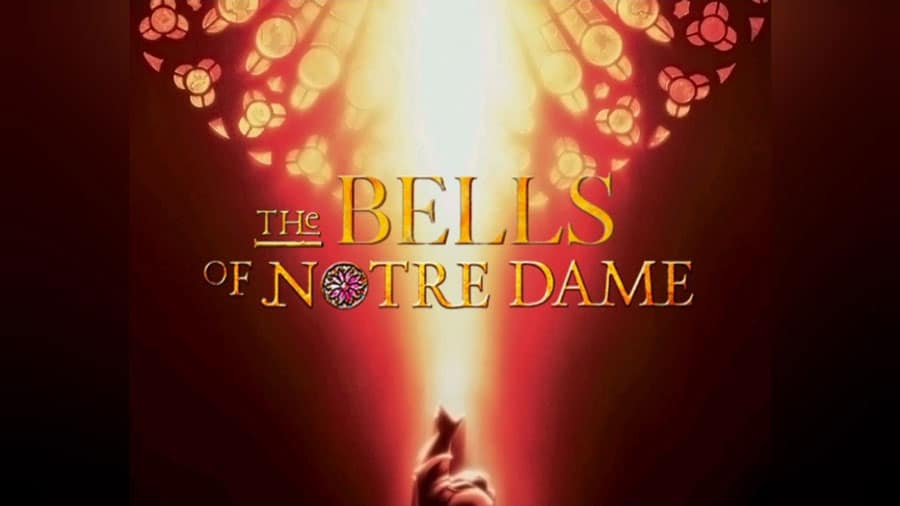 VIDEO: The Bells Of Notre Dame performed by 100 voice remote choir