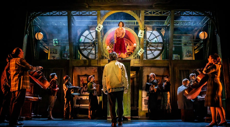 Amelie the musical.