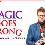 Magic Goes Wrong Tour