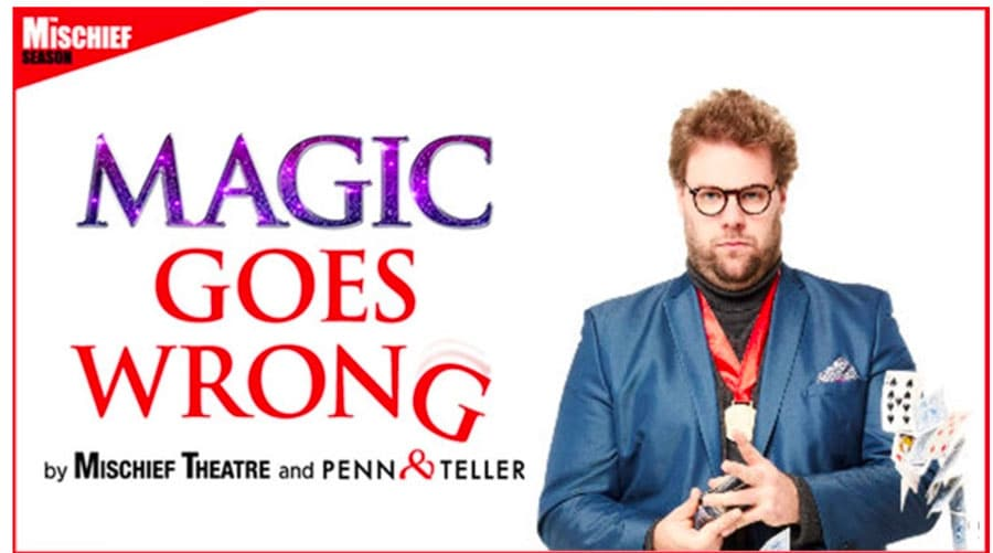 Magic Goes Wrong Tour