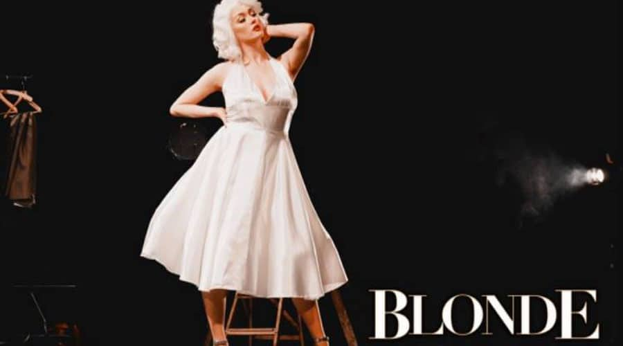 Blonde musical review