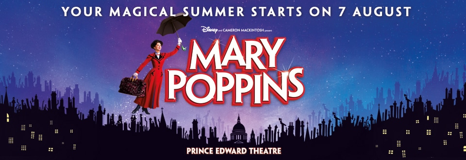 Mary Poppinsmusical West End