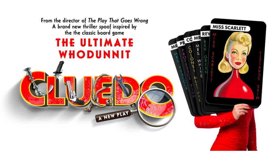 Cluedo play tour