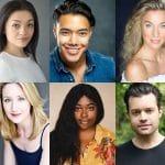 Heathers West End cast
