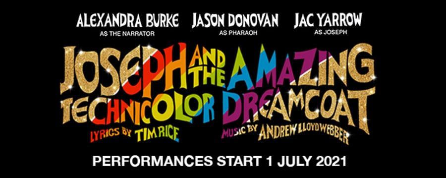 Joseph tickets West End Shows